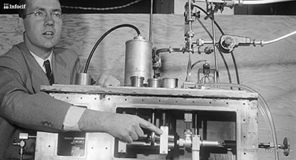 Charles Townsed, inventor del láser