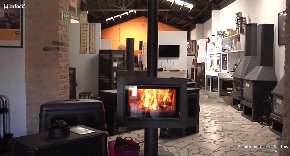 Chimeneas Sirvent, una solución para cada necesidad en calefacción