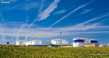 CLH invierte 17 millones en un almacén de combustible en Bilbao