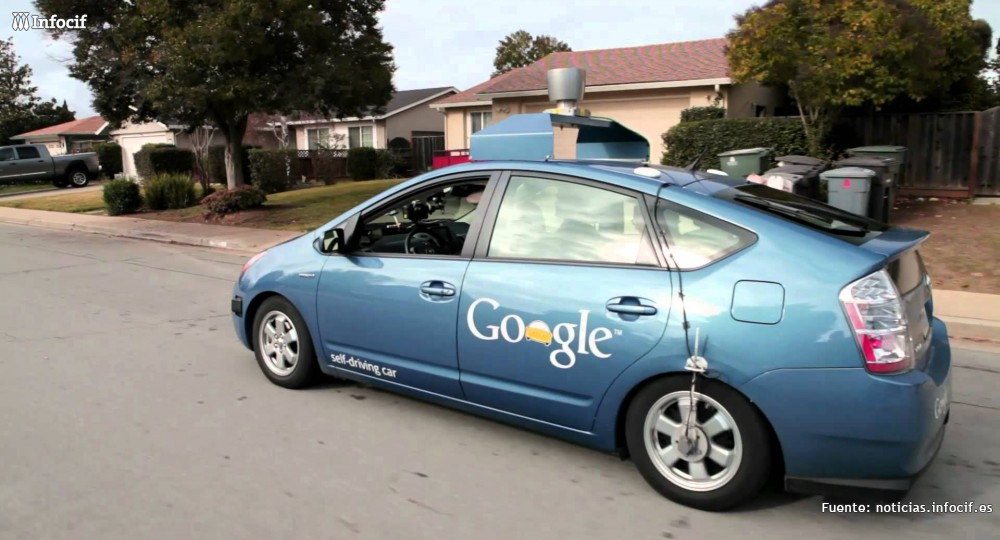 Self-Driving Car/ Foto:www.google.com