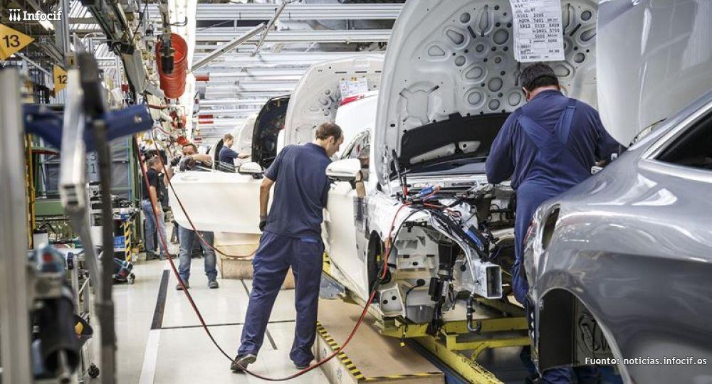 España consigue situarse entre los cinco países europeos con mayor volumen de ventas de vehículos
