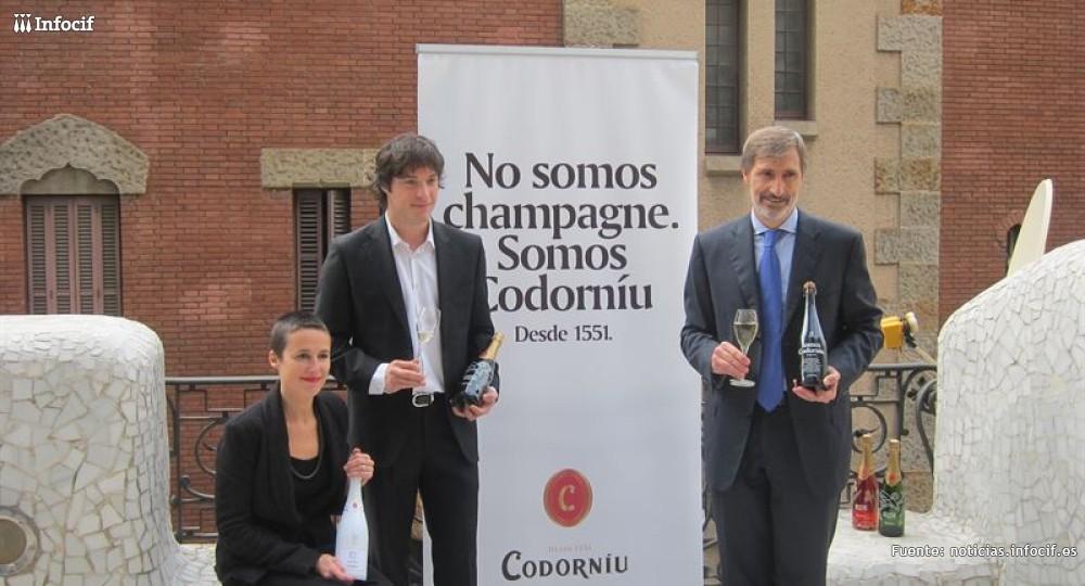 Codorniu lanza una campaña global en la que vuelve a sus orígenes