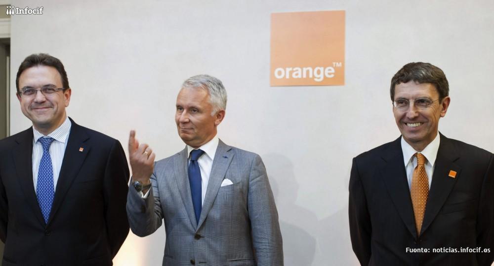 Jazztel se dispara un 6% tras la oferta de compra de Orange