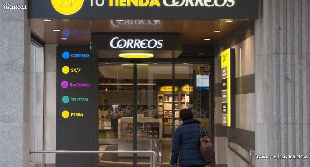 """Correos se reinventa transformando en """"tiendas"""" sus oficinas postales"""