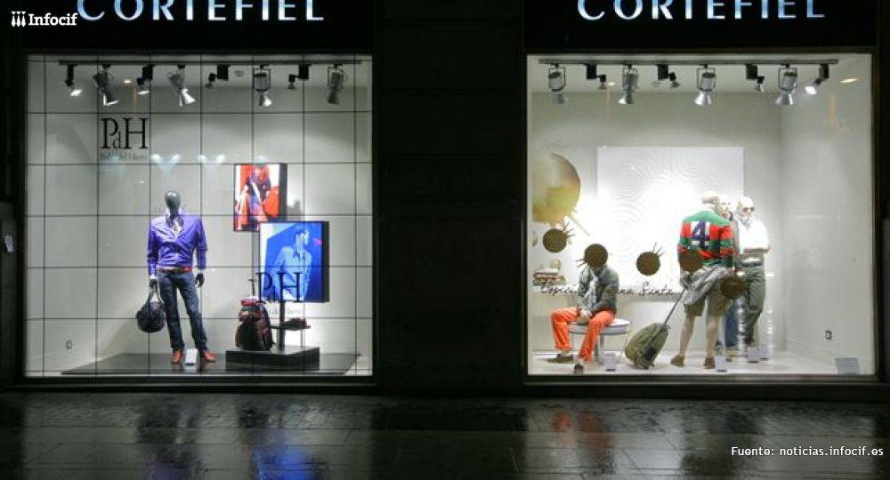 Cortefiel cierra su reordenación financiera hasta 2017
