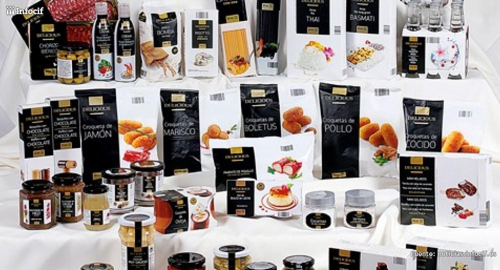 Dia crea 'Delicius', un nuevo surtido de productos 'gourmet'