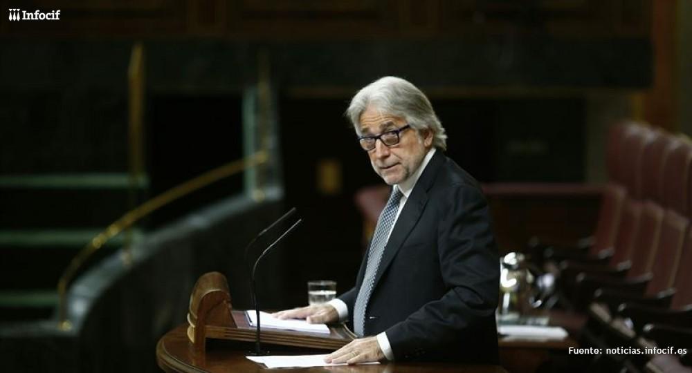 Josep Sánchez, de CIU Imagen: Europa Press