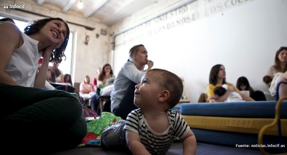 Campus for Moms' está dirigido a madres y padres que estén en proceso de crear su propio negocio