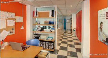 Instalaciones del Centro de Estudios Albanta