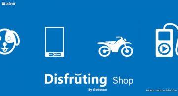 Disfruting Shop: tus compras al mejor precio, en cuotas y sin intereses