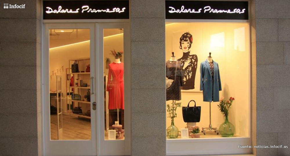 Dolores Promesas quiere llevar su moda a Londres y Nueva York