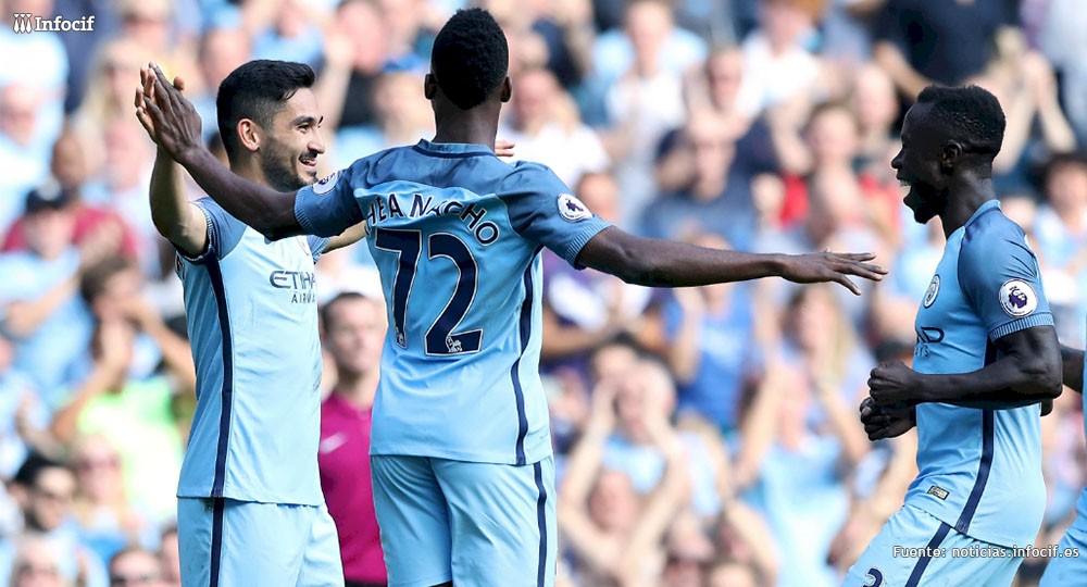 El Manchester City, un imperio económico