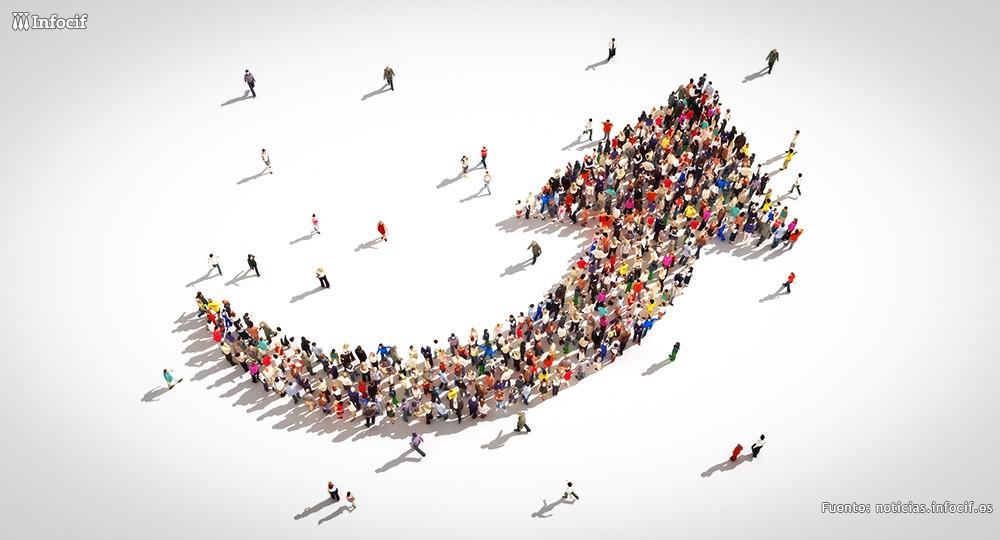 El número de empleados aumenta en 34 sectores económicos españoles
