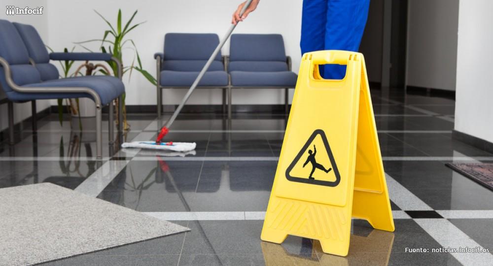 El sector de la limpieza prevé que siga el descenso de actividad