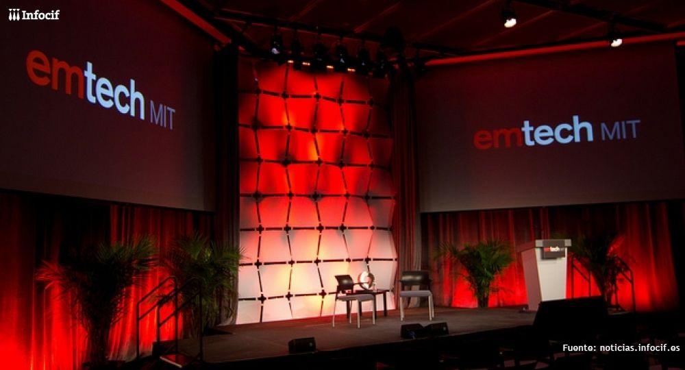 Recinto donde se celebró en Cambridge (Massachusetts) el congreso EmTech 2011/Greg PC