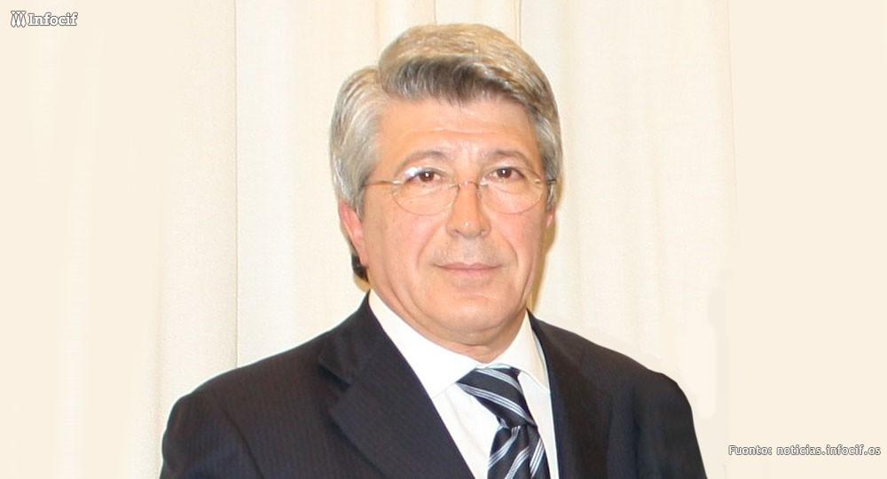 Enrique Cerezo, empresario de fútbol y del cine