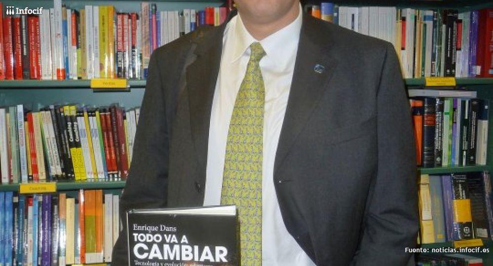 Enrique Dans, profesor de Sistemas de Información en IE Business School