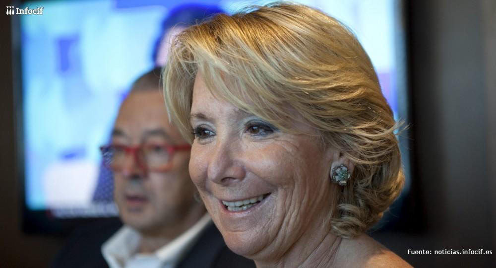 Esperanza Aguirre busca talento para Seelinger y Conde en República Dominicana