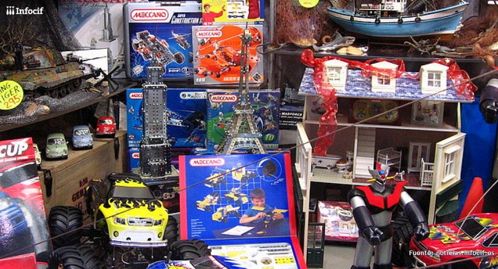 Las jugueteras logran aumentar un 14,4% las exportaciones