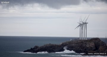 Las eólicas exportan por 11.000 millones de euros en cinco años