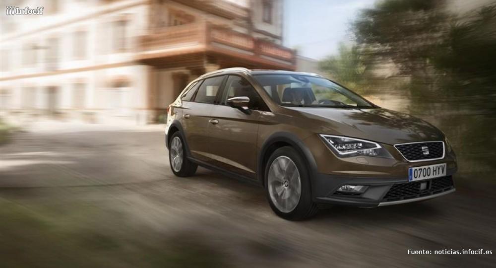 España logra el mejor dato de producción de vehículos en cinco años