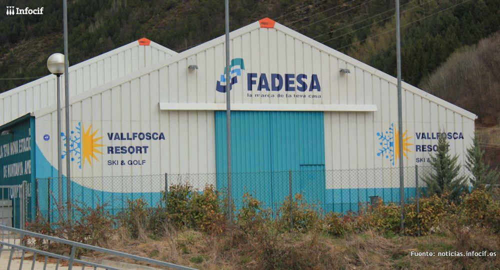 Martinsa-Fadesa, empresa en concurso de acreedores