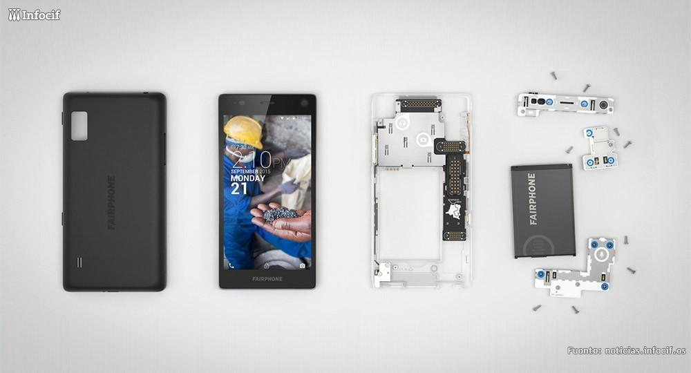 Fairphone, el comercio justo en los smartphones