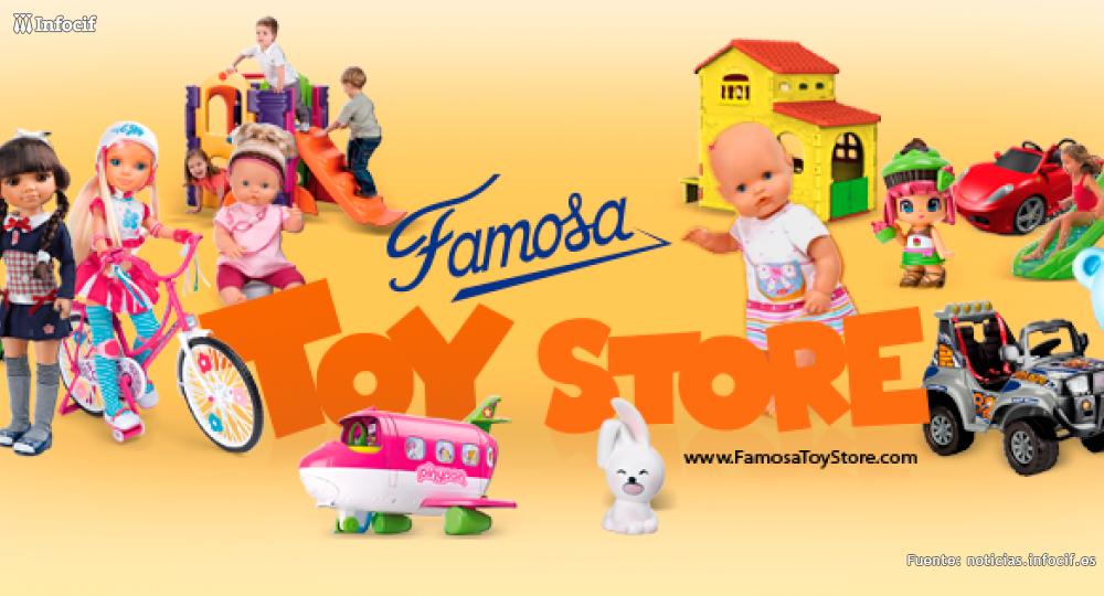Famosa Toy Store
