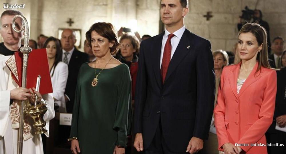 El Príncipe pide respaldo español y europeo a los emprendedores que fracasan