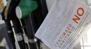 El transporte anuncia paros si Hacienda no devuelve el céntimo sanitario