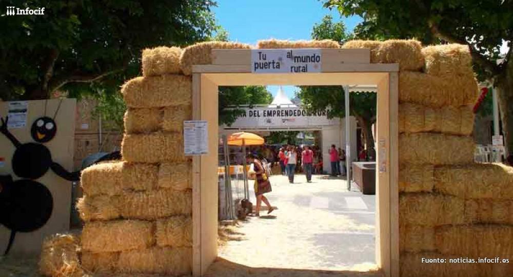 La Feria del Emprendedor Rural en Plasencia busca nuevas oportunidades de negocio