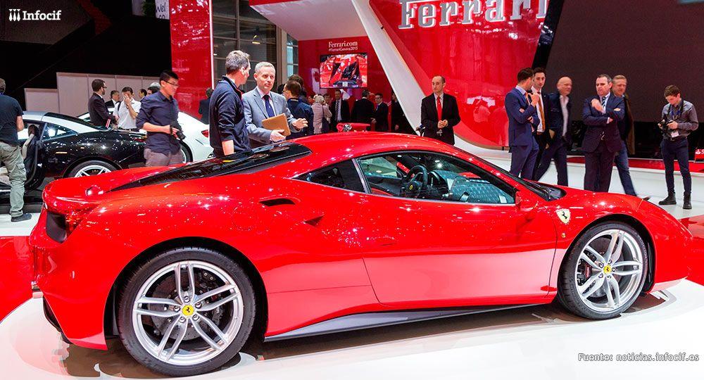 Ferrari, historia de un éxito