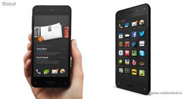 Amazon lanza Fire Phone, un smartphone en la 'nube' y 3D