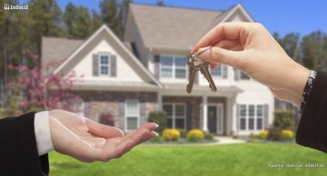 El número de hipotecas firmadas acumula ya 46 meses de caída