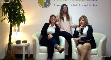 Sandra Merchán, Teresa Mayordomo y Cristina López, socias cofundadoras de AlternativaGC