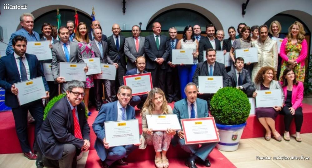 XVI edición de los Premios Nacionales de Comercio