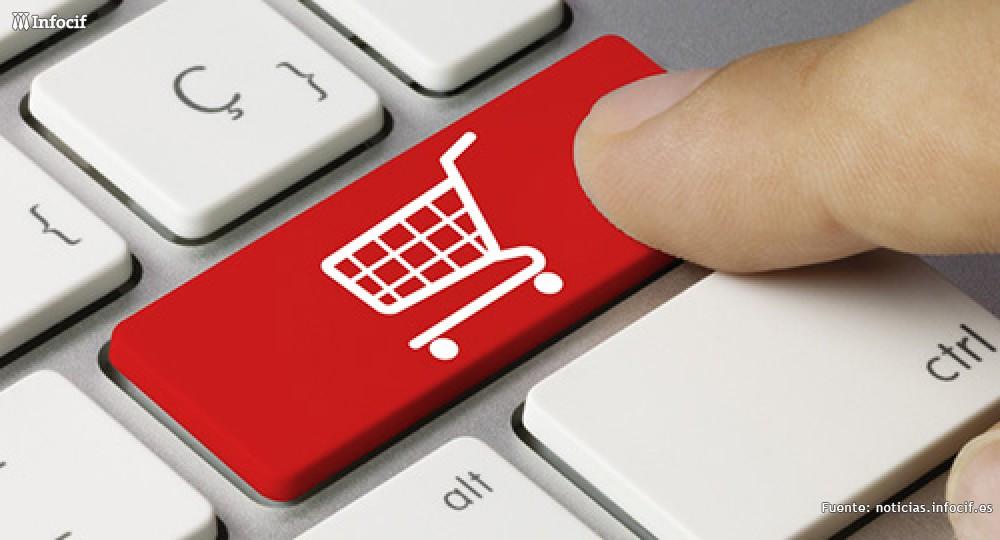 Las ventas on-line desde el exterior dan oxígeno al comercio