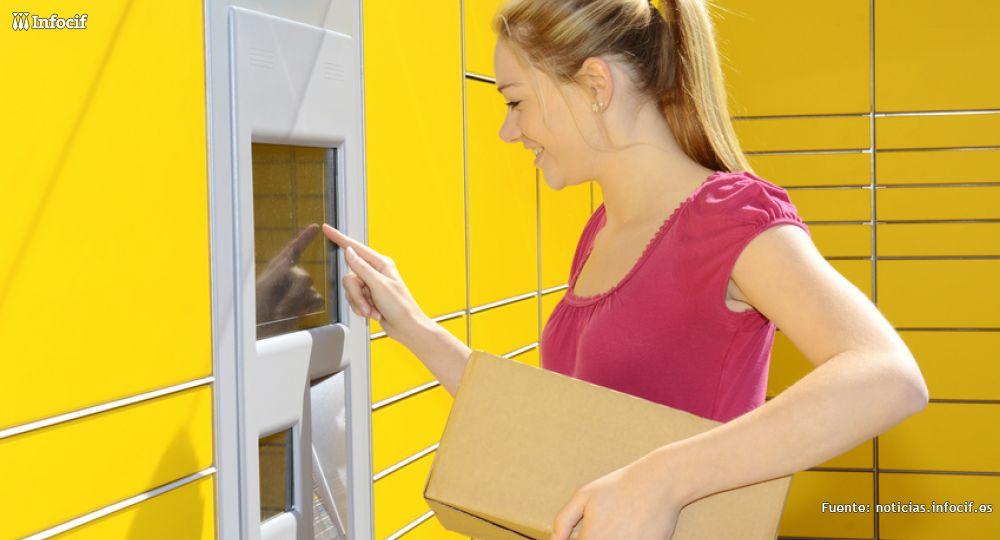 Los puntos de recogida de mercancía es un modelo de negocio que crece cada día en España