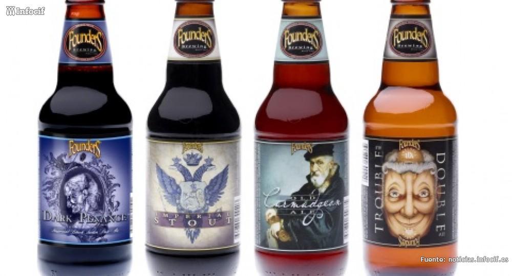 Mahou San Miguel compra la cervecera americana Founders