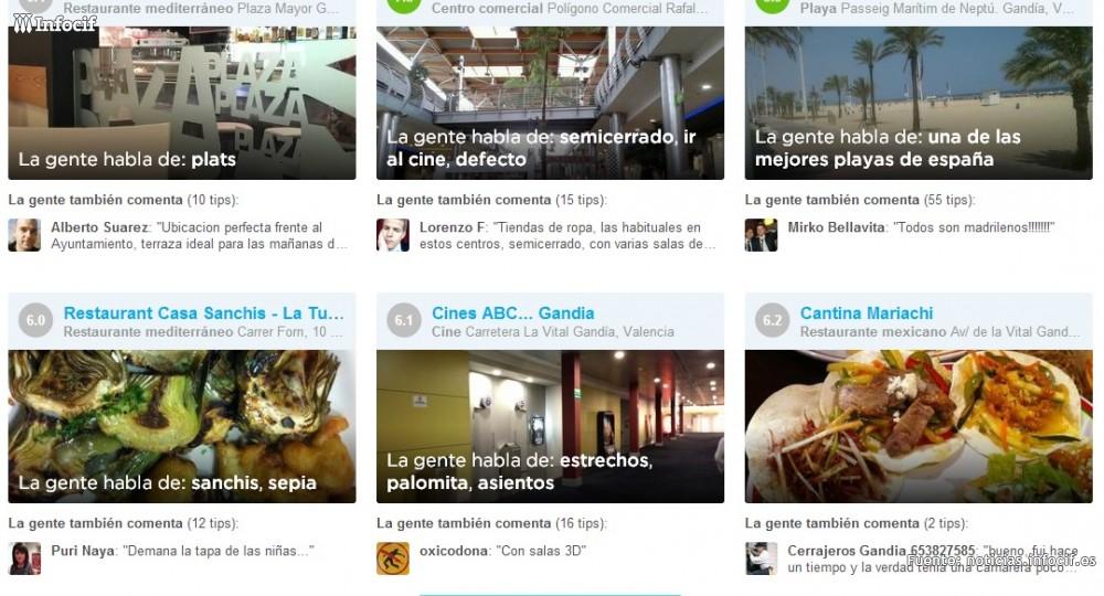Foursquare dividirá en dos su aplicación y creará Swarm