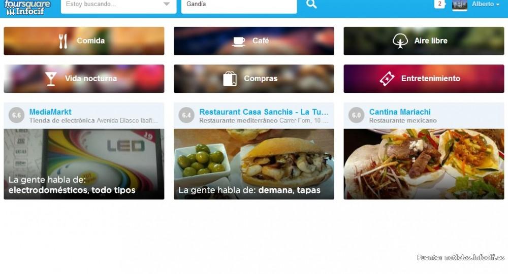 Foursquare, el aliado para promocionar tu empresa