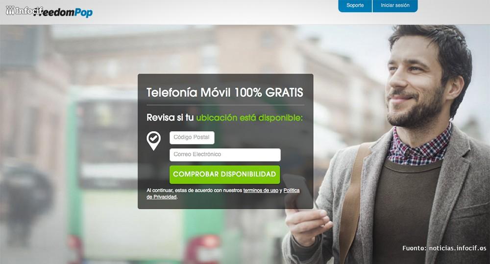 Freedom Pop, la operadora gratuita llega a España