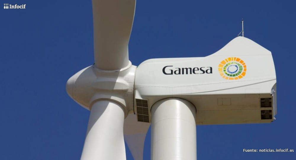 Gamesa vende dos parques eólicos en Alemania