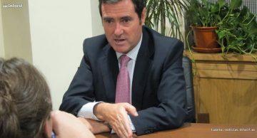 Garamendi reclama ejemplaridad y transparencia a los empresarios