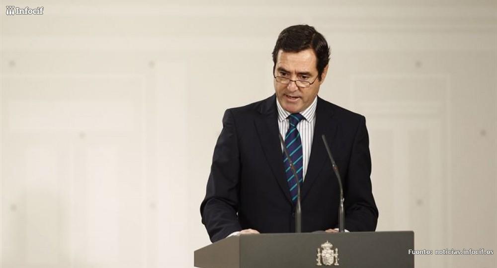 """Antonio Garamendi pide respeto por la independencia de los votantes y que """"no se turbe"""" el proceso electoral"""