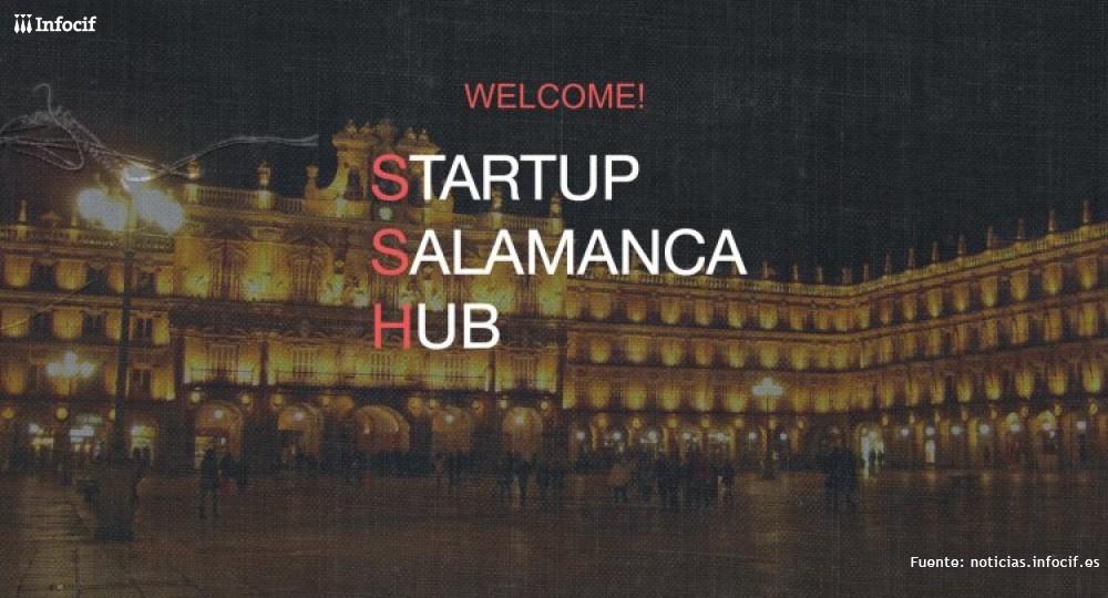 Startup Salamanca Hub es un evento para alzar el ecosistema emprendedor en Salamanca