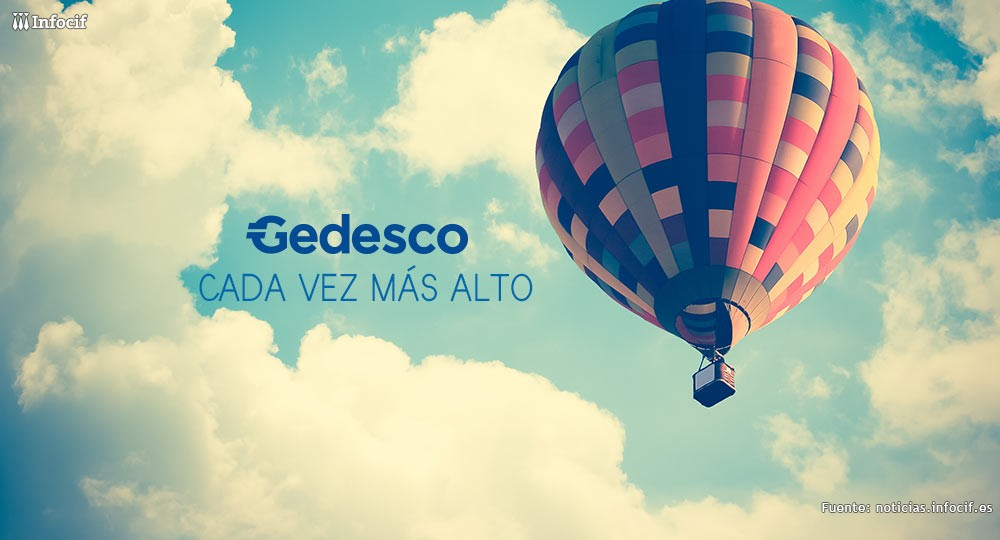 Gedesco obtiene 270 millones para financiar a empresas
