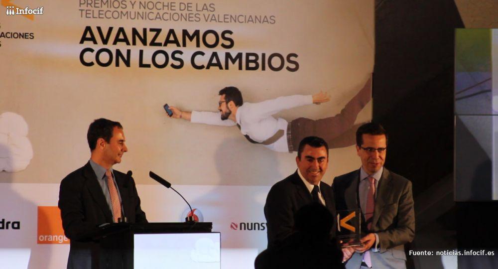 Gedesco, reconocida por la Promoción Internacional de la Comunidad Valenciana