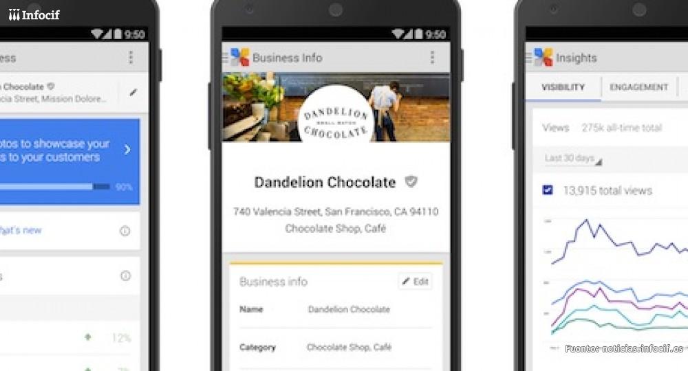 Applicable para Android e iOS