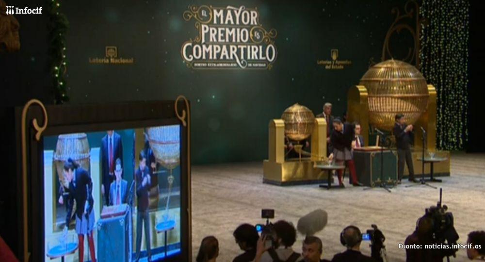 El sorteo del 'Gordo' pone en juego 2.240 millones en premios
